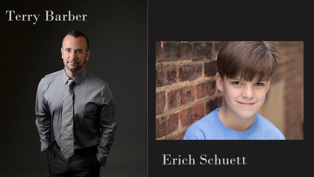 Terry Barber & Erich Schuett
