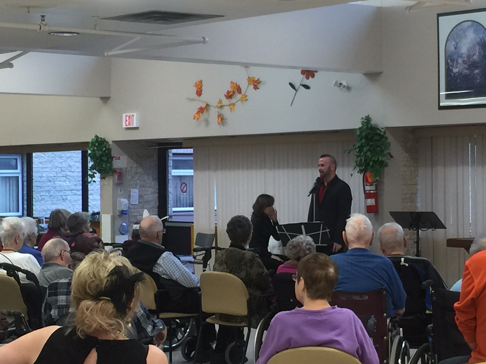 Care Concerts for the Elderly